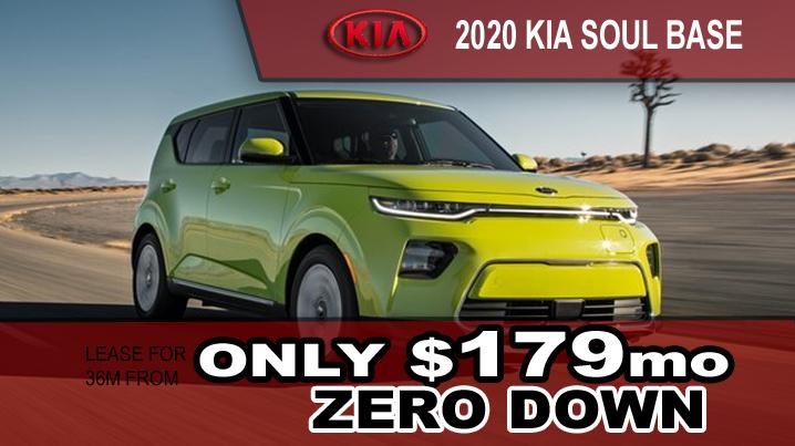 Kia Soul 2020