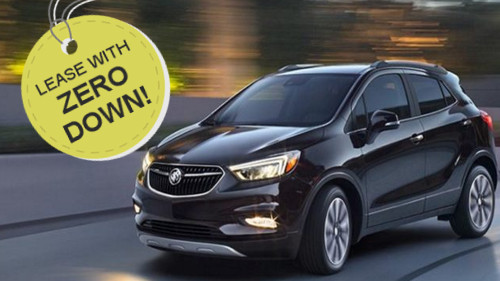 Buick Encore Savings