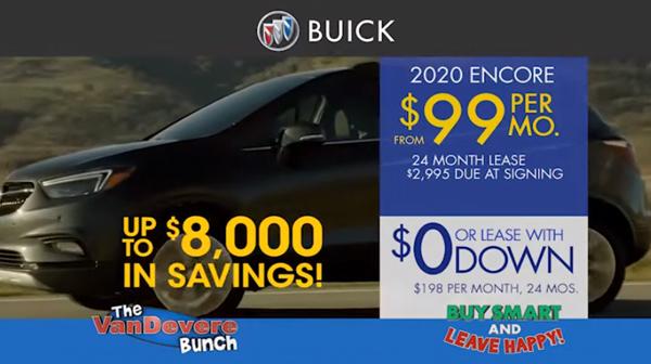 Buick Savings