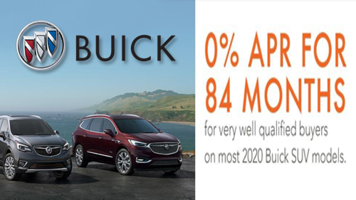 Buick Finance Offers
